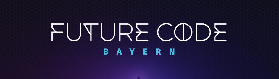 Logo Future Code Bayern