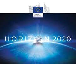 Das Logo des EU-Förderprogramms Horizon 2020