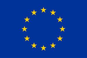 Das Logo der EU